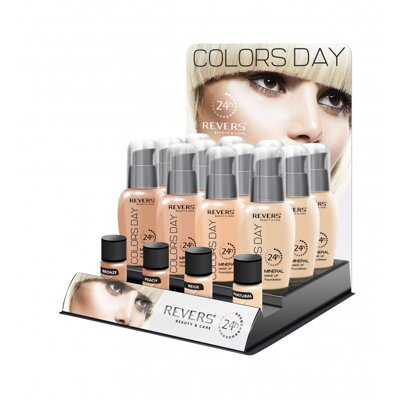 REVERS - 50 ml - tekutý make-up COLORS DAY