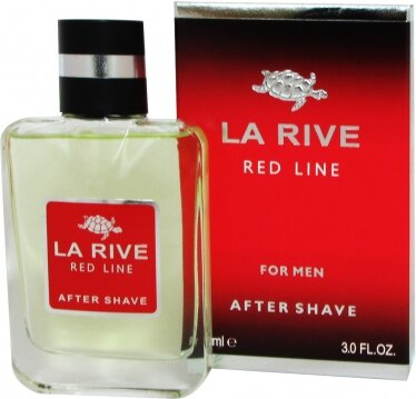 Voda po holení - LR - La Rive Red Line 90 ml