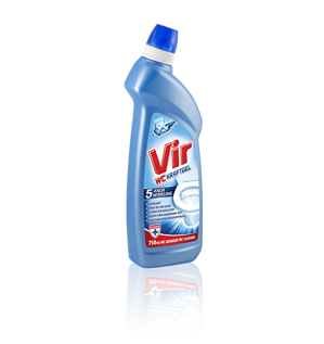 VIR - WC Power Gel - 750 ml - OZEAN